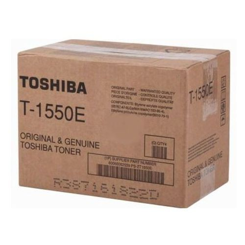 Toner t-1550e black do kopiarek (oryginalny) [7k] marki Toshiba