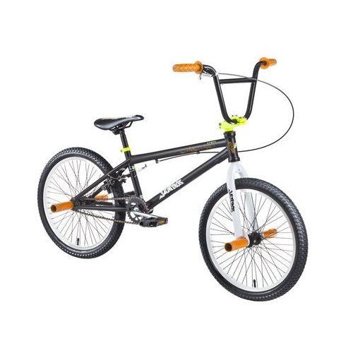 """Rower dziecięcy BMX DHS Jumper 2005 20"""" - model 2018, Czarny (8596084075888)"""