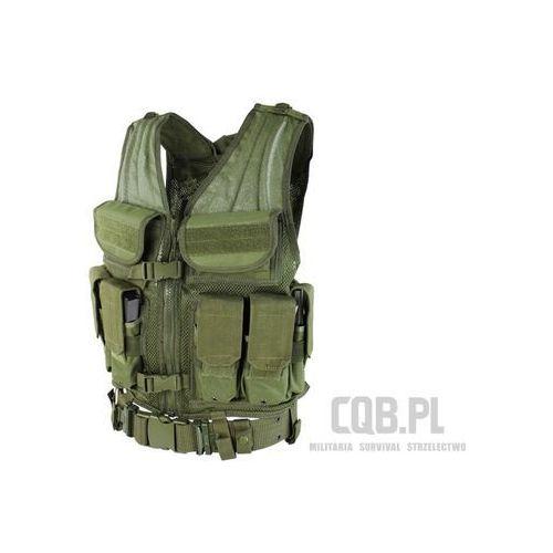 Kamizelka taktyczna Condor Elite Tactical Vest Zielona ETV-001, COETV-001