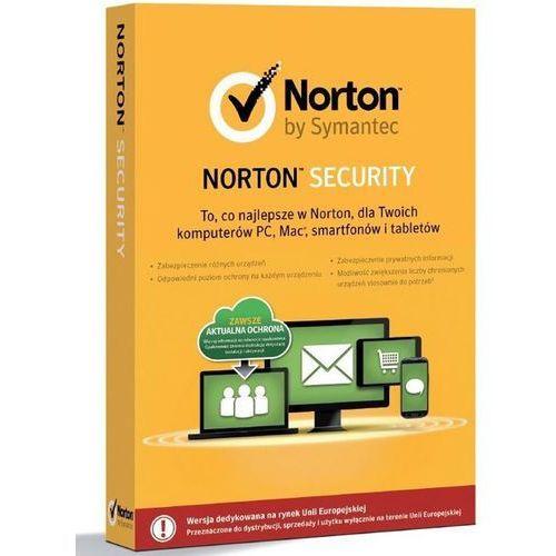 Norton Security 2015 1 Użytkownik, 5 Urządzeń - produkt z kategorii- Programy antywirusowe, zabezpieczenia