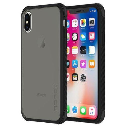 Incipio Reprieve SPORT - Etui iPhone X (Black/Smoke), kolor czarny