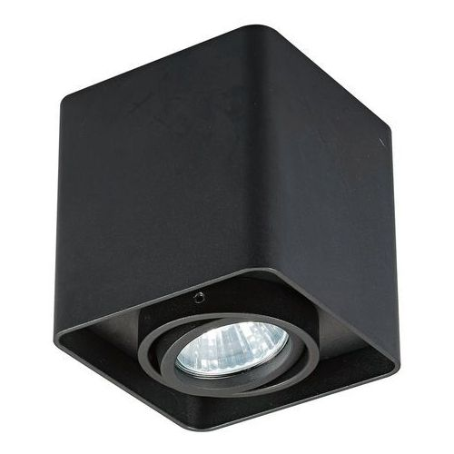Zuma line Plafon quadry sl 20039-bk lampa sufitowa spot 1x50w gu10 czarny >>> rabatujemy do 20% każde zamówienie!!!