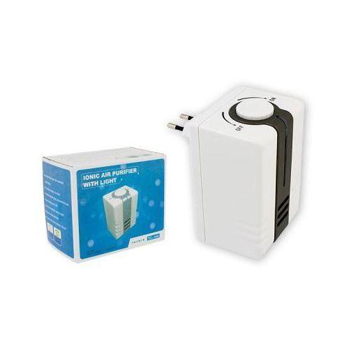 Domowy sieciowy (pod 230v) jonizator / oczyszczacz powietrza. marki C.f.l.