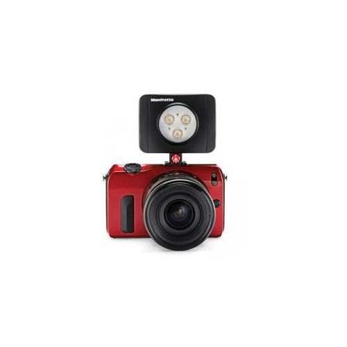Manfrotto Lampa LED Lumie PLAY + 2 filtry