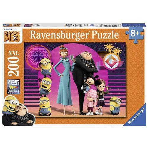Ravensburger puzzle minionki jak ukraść księżyc 3 (200 elementów) (4005556128426)