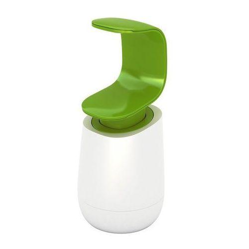 Joseph joseph Dozownik do mydła c-pump biało-zielony