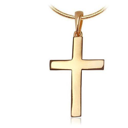 Złoty krzyżyk WZX4729