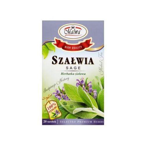 Herbata ziołowa szałwia ex'20 marki Malwa