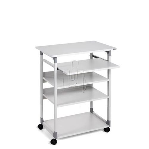 Durable Stolik do komputera system computer trolley 75 fh 3720-10 szary (4005546301808)