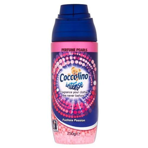 Coccolino Intense Fuchsia Passion perfumowane perełki do prania – 250 g (8714100004333)