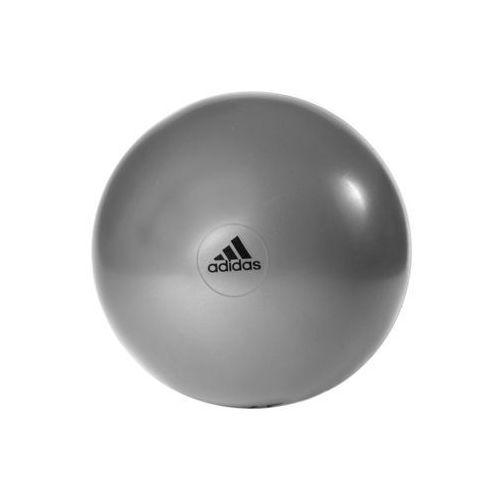 - adbl-13246gr - piłka gimnastyczna 65 cm - szary marki Adidas