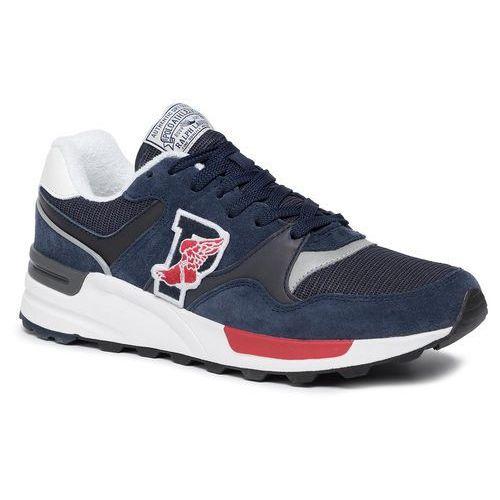 Polo ralph lauren Sneakersy - trackstr 100 809755008003 nvy/aut n