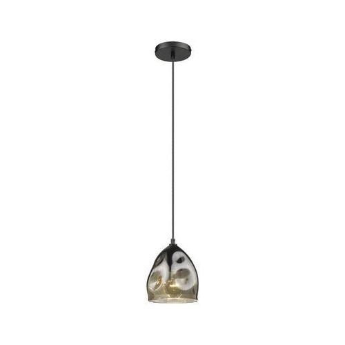 Lampa wisząca melt czarna e27 marki Light prestige