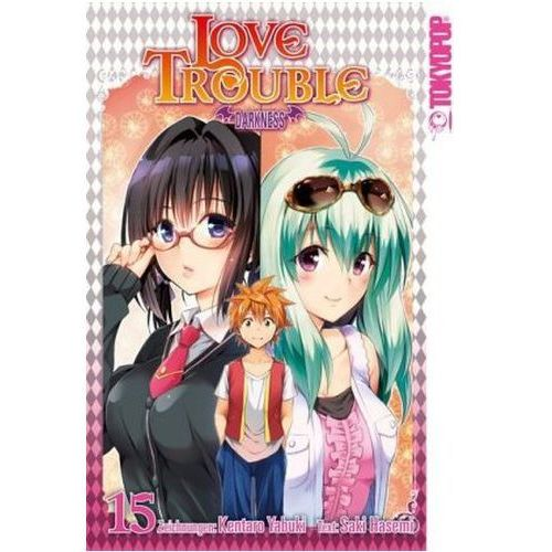 Love Trouble Darkness. Bd.15 (9783842027817)