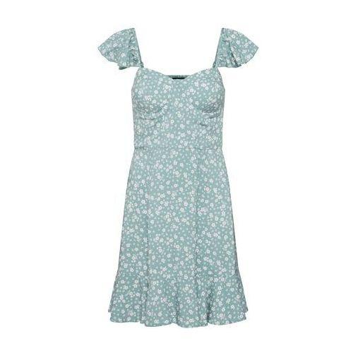 letnia sukienka opal / biały, New look, 34-42