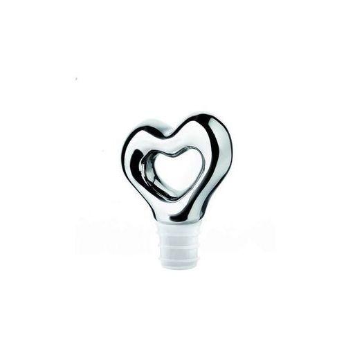 Guzzini - love - zatyczka do butelki, chrom