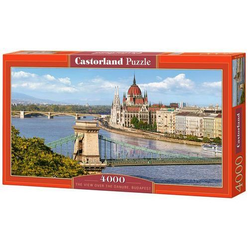 Castorland Puzzle 4000 the view over the danube castor