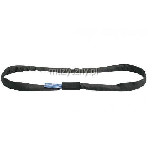 round sling 1,5m 1t black - zawiesie - obciążalność do 1 tony marki Duratruss