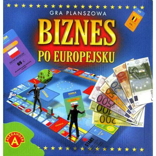 Gra ALEXANDER Biznes po Europejsku