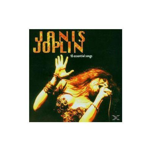 JANIS JOPLIN - 18 ESSENTIAL SONGS (CD), towar z kategorii: Pop