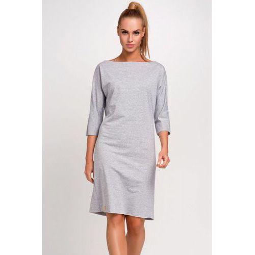 Sukienka Model M236 Grey Melange