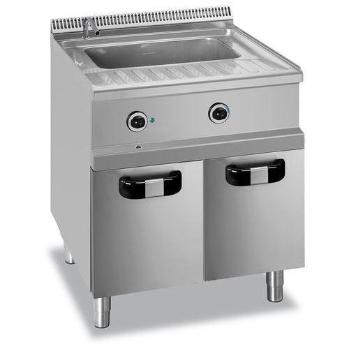 Mbm Urządzenie do gotowania makaronu i pierogów elektryczne z szafką, 40 l, 700x700x850 mm   , mg7ec777/sc