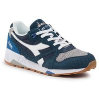 Diadora Sneakersy - n9000 summer 501.174325 01 60033 blue dark denim