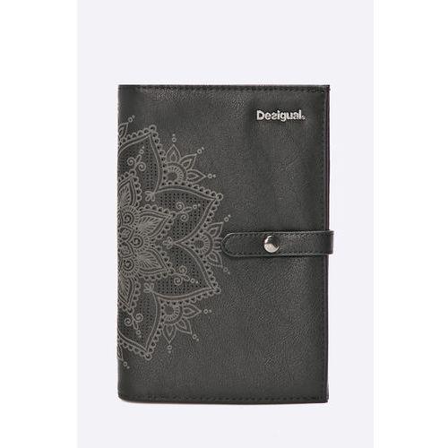 Desigual - portfel anonymous traveler