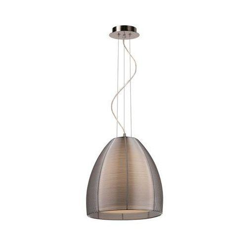 Lampa nad stół PICO I silver 30cm ZUMA LINE MD9023-1L, kolor Srebrny