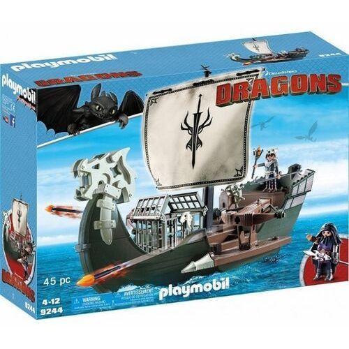 PLAYMOBIL® Dragons Statek Dragos 9244 wyprzedaż