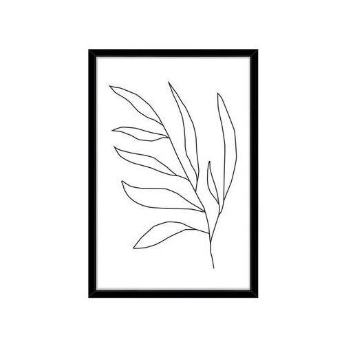 Artis Obraz kontur liści 72 x 102 cm (5903011059171)