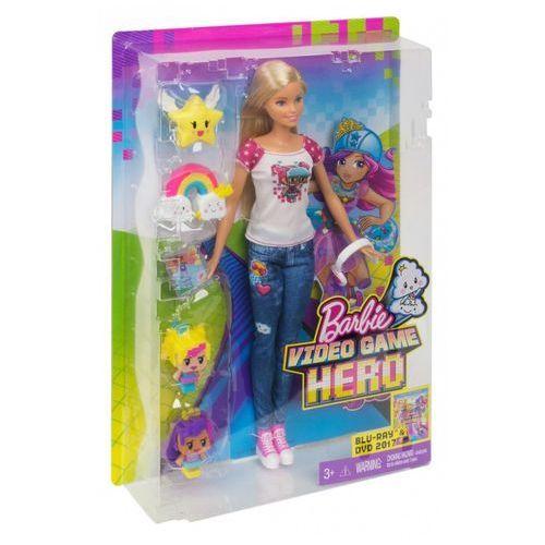 Lalka vgh barbie w świecie gier marki Barbie