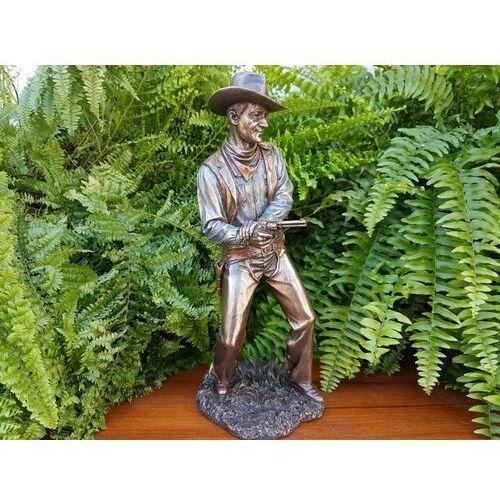 Cowboy rewolwerowiec strzelający z colta (wu76731a4) marki Veronese