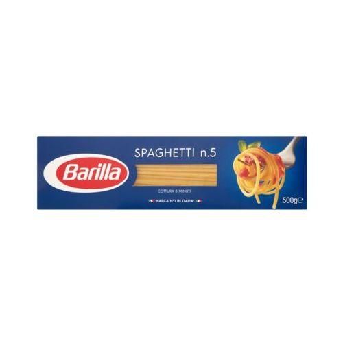 Barilla 500g spaghetti n.5 makaron spaghetti