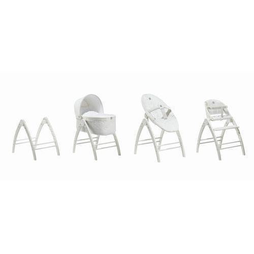 angel 3w1: łóżeczko, leżaczek i krzesełko marki Baby dan