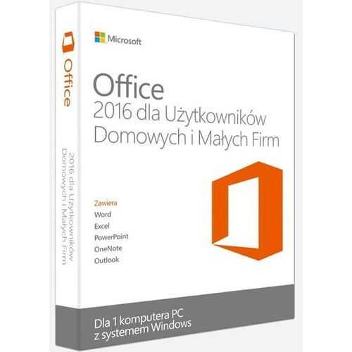 office home and business 2016 esd pl marki Microsoft