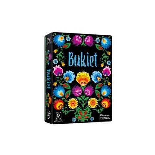 Nasza księgarnia Bukiet. gra planszowa