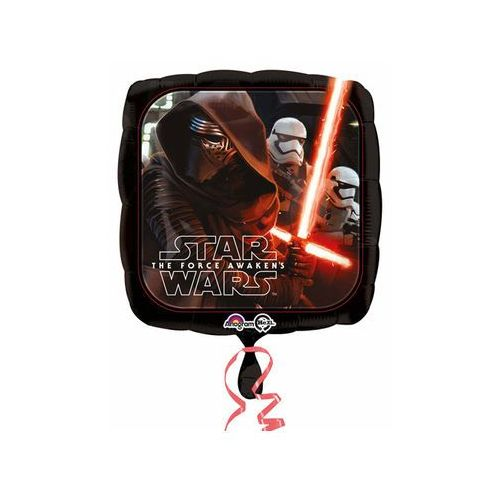Balon foliowy Star Wars - Przebudzenie Mocy - 47 cm - 1 szt.