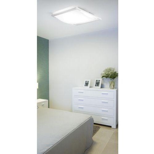 Linea light Lampa sufitowa solido 400 biała żarówki led gratis!, 90259