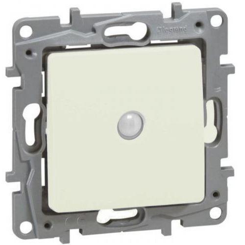 Łącznik uniwersalny Legrand Niloe 664803 z czujnikiem ruchu z automatycznym wyłączeniem kremowy