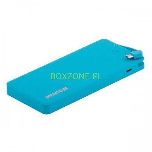Powerbank  pwrb-8000b niebieski darmowy odbiór w 21 miastach! marki Avacom