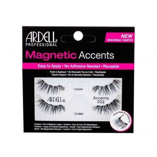 Ardell Magnetic Accents Accents 002 sztuczne rzęsy 1 szt dla kobiet Black