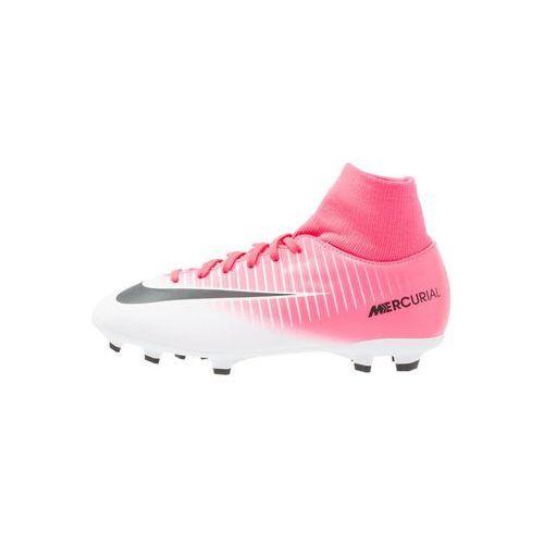 Nike Performance MERCURIAL VICTORY VI DF FG Korki Lanki racer pink/black/white (0884497929705)