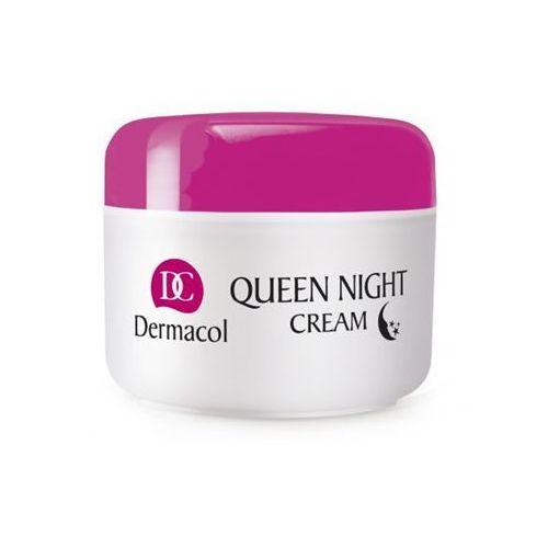 Dermacol  dry skin program queen night cream pielęgnacja ujedrniająca na noc do skóry suchej i bardzo suchej (intensive night care for dry and very dry