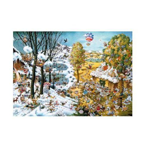 Heye  2000 el. zimowy raj