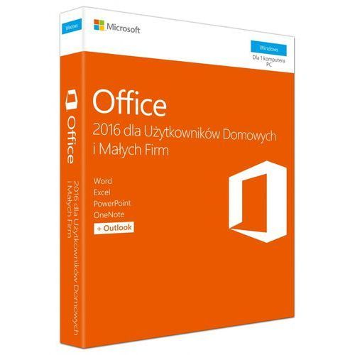Office home and business 2016 pl marki Microsoft