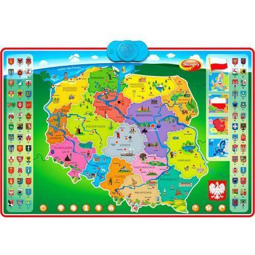 Dumel Discovery Interaktywna Mapa Polski, DD-61171