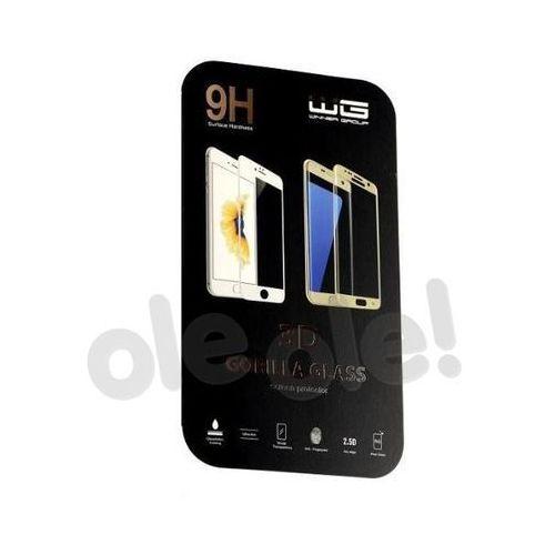 Szkło 3D WG do Samsung Galaxy A3 (2017) Czarny, 4078569