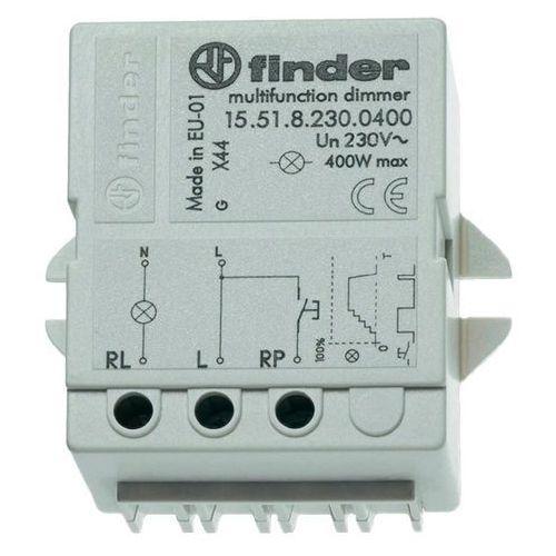 Elektroniczny przekaźnik ściemniacz FInder 15.51.8.230.0400