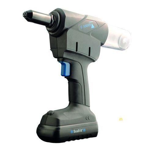 Scell-it Nitownica akumulatorowa ø2,5 - 5,0mm - e-500rb